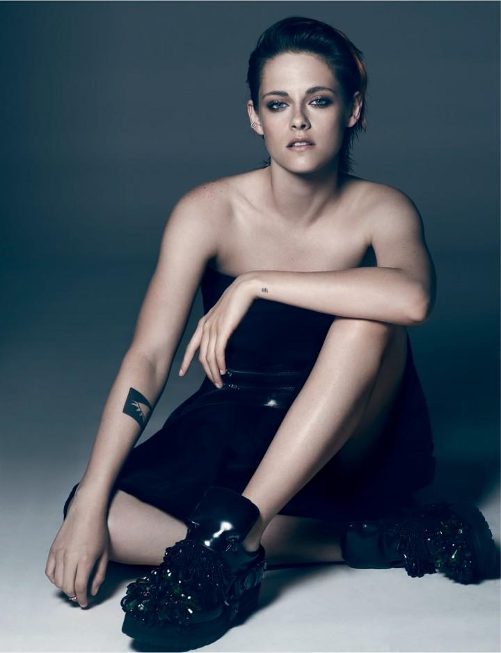 Kristen Stewart and Juliette Binoche: Interview Magazine ...
