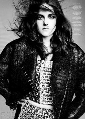 Kristen Stewart: Marie Claire US -02