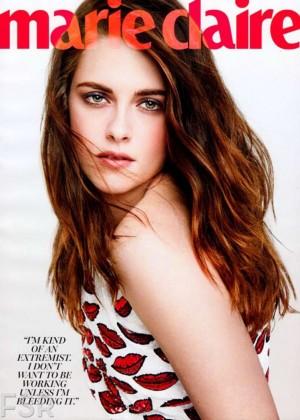 Kristen Stewart: Marie Claire US -05