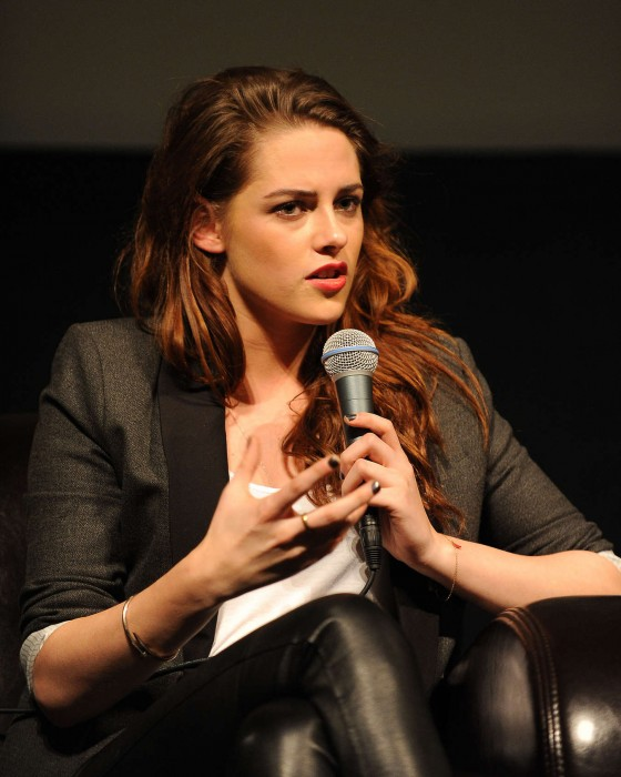Kristen Stewart - On The Road screening in San Francisco - adds
