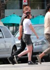 Kristen Stewart and Robert Pattinson in Los Feliz-40