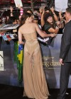 Kristen Stewart - The Twilight Saga Breaking Dawn 2 premiere in LA-16