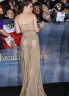 Kristen Stewart - The Twilight Saga Breaking Dawn 2 premiere in LA-18
