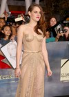 Kristen Stewart - The Twilight Saga Breaking Dawn 2 premiere in LA-20