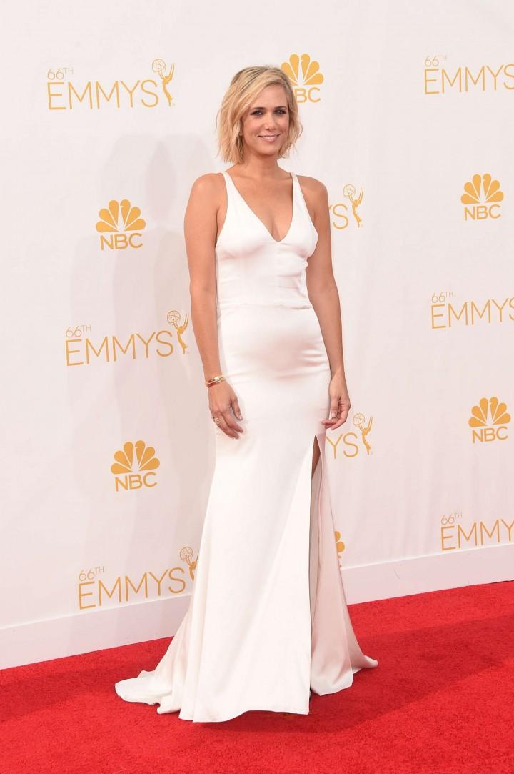 Kristen Wiig: 2014 Primetime Emmy Awards -08 - GotCeleb