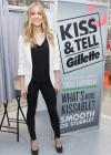 Kristin Cavallari in Gillette's Kiss & Tell Live