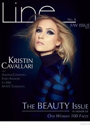 Kristin Cavallari - Line Magazine (F/W 2014)