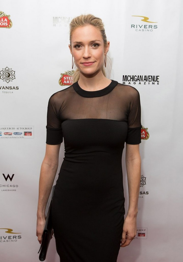 Kristin Cavallari - Michigan Avenue Magazine's Fall Fashion Issue Celebration