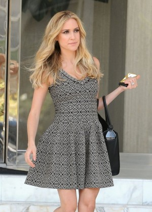 Kristin Cavallari - Shopping Candids in West Hollywood
