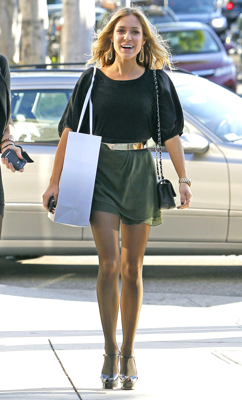 Kristin Cavallari Short Skirt Candids 05 Gotceleb