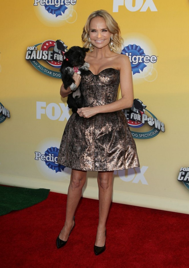 Kristin Chenoweth - FOX's Cause For Paws: An All-Star Dog Spectacular in Santa Monica