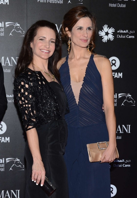 Kristin Davis - Dubai International Film Festival 2012 Dubai Cares Oxfam One Night to Change Lives Charity Gala