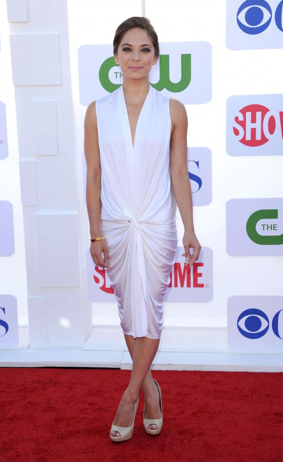 Kristin Kreuk - 2012 Showtime TCA Party in Beverly Hills