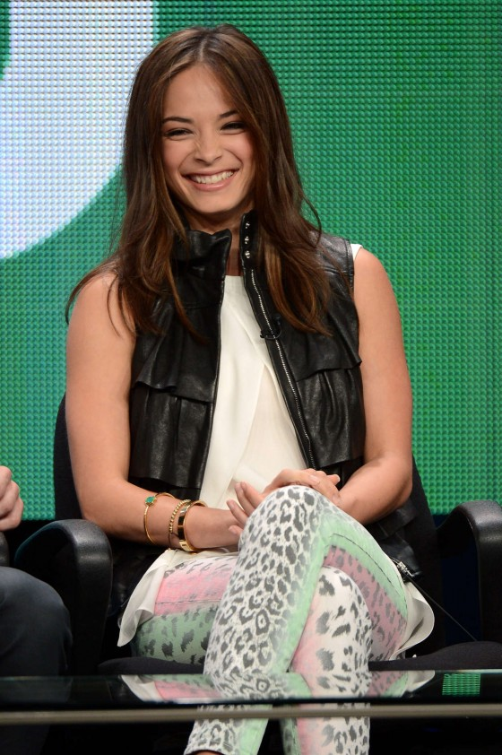 Kristin Kreuk - 2012 TCA Summer Press Tour Beauty and The Beast Panel