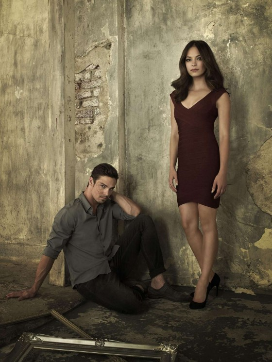 Kristin Kreuk & Jay Ryan - Beauty and the Beast Promos