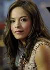 Kristin Kreuk - Looking Cute at The Morning Show Studios in Toronto