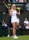 Kristina Mladenovic - Wimbledon 2013 Day 1 -08