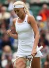 Kristina Mladenovic - Wimbledon 2013 Day 1 -09