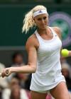 Kristina Mladenovic - Wimbledon 2013 Day 1 -11