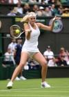Kristina Mladenovic - Wimbledon 2013 Day 1 -13