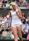 Kristina Mladenovic - Wimbledon 2013 Day 1 -15