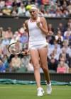 Kristina Mladenovic - Wimbledon 2013 Day 1 -16