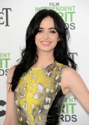 Krysten Ritter: 2014 Film Independent Spirit Awards -05