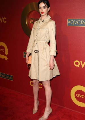 Krysten Ritter: 2014 QVC Red Carpet Style Event -06