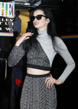 Krysten Ritter: The Wendy Williams Show -05