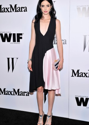 Krysten Ritter: MaxMara 2014 W Magazine Women In Film -01