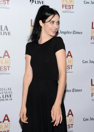 Krysten Ritter: The Road Within premiere -01