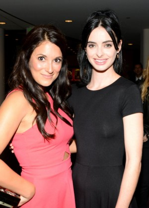 Krysten Ritter: The Road Within premiere -05
