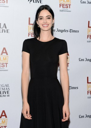 Krysten Ritter: The Road Within premiere -06