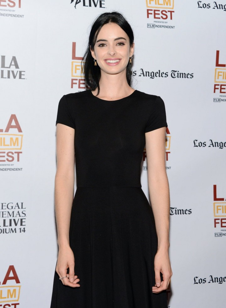 Krysten Ritter 2014 : Krysten Ritter: The Road Within premiere -06