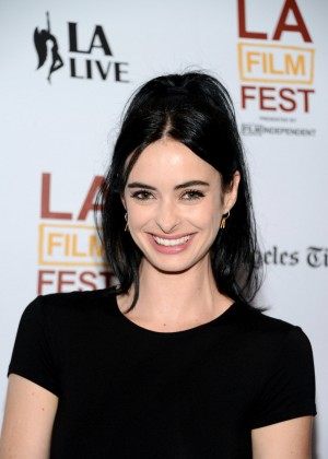 Krysten Ritter: The Road Within premiere -07