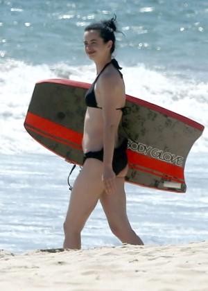 Krysten Ritter bikini: 2014 in Miami -28