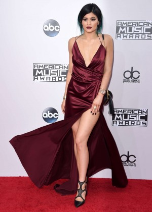 Kylie Jenner - 2014 American Music Awards in LA