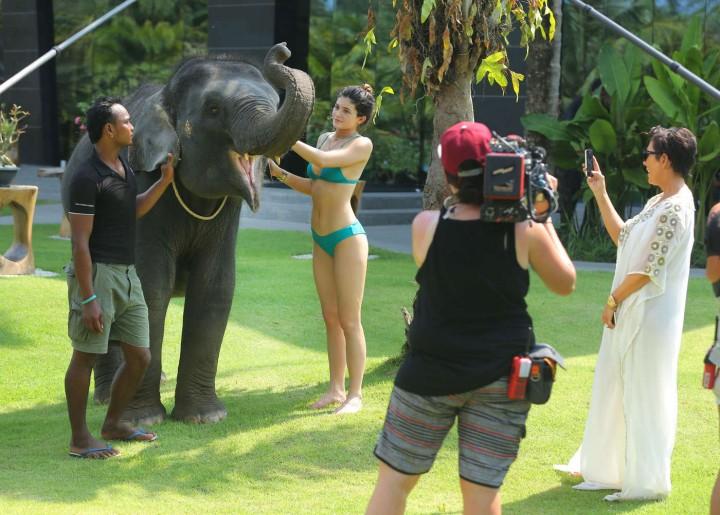 Kylie Jenner Bikini Photos: 2014 Thailand -05