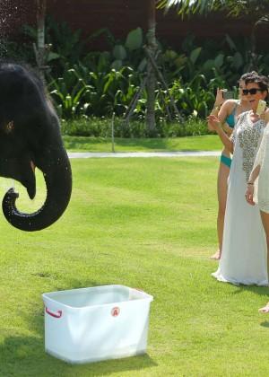 Kylie Jenner Bikini Photos: 2014 Thailand -07
