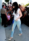 Kylie Jenner in ripped jeans -01
