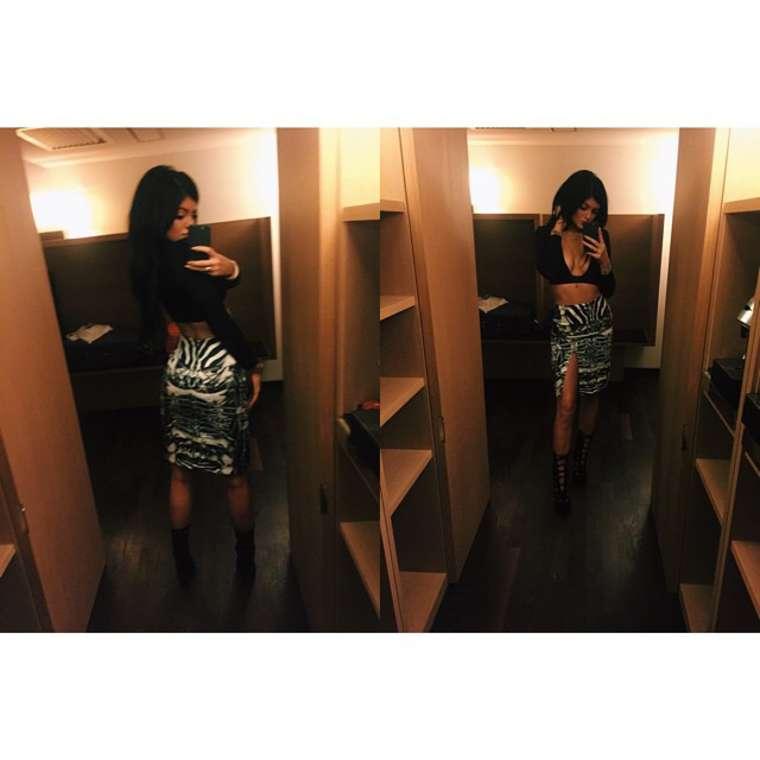 Kylie Jenner 2014 : Kylie Jenner – Instagram Pics -02