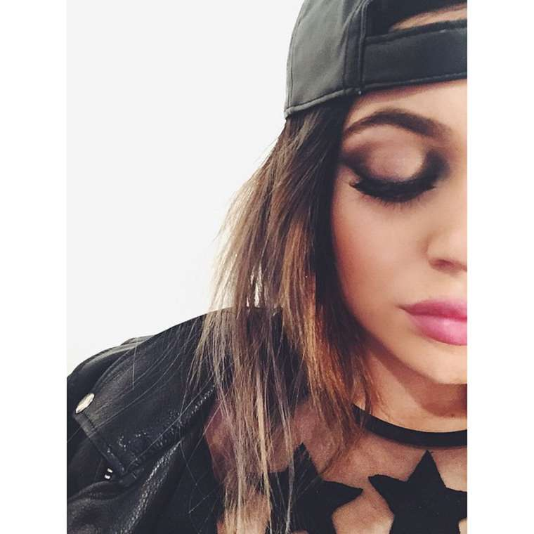 Kylie Jenner 2014 : Kylie Jenner – Instagram Pics -03