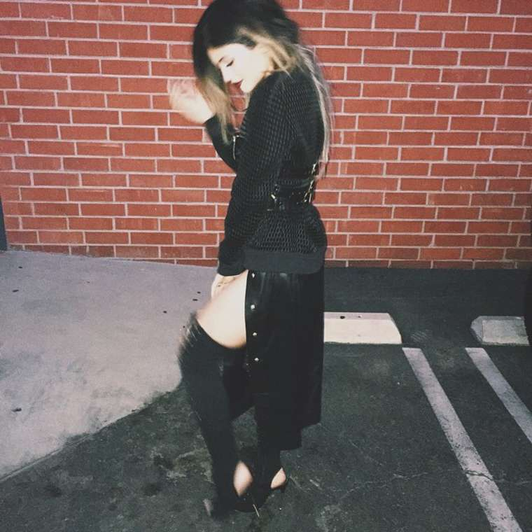 Kylie Jenner 2014 : Kylie Jenner – Instagram Pics -06