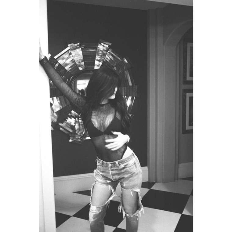 Kylie Jenner 2014 : Kylie Jenner – Instagram Pics -13