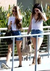 Kylie Jenner hot in shorts -13