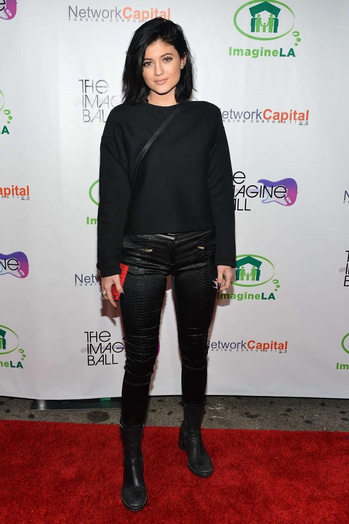 Kylie Jenner: The Imagine Ball -11