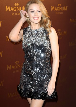 Kylie Minogue at Magnum 25th Anniversary Party at Cannes 2014 -05