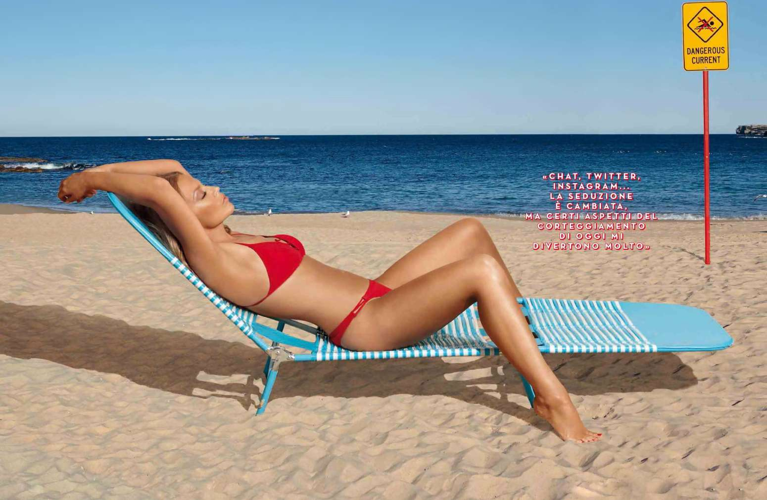 Kylie Minogue Bikini 96