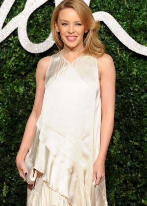 Kylie Minogue - 2014 British Fashion Awards in London