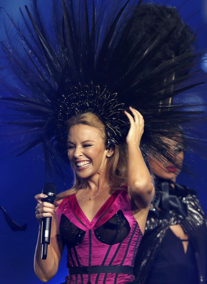Kylie Minogue - Commonwealth Games Closing Ceremony